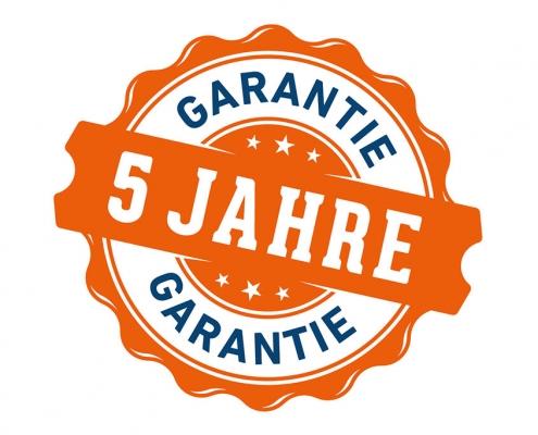 NIKO | 5 Jahre Garantie
