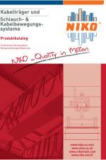 NIKO | Katalog Kabelträger & Schlauchsysteme