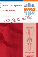NIKO | Katalog Personen Sicherung